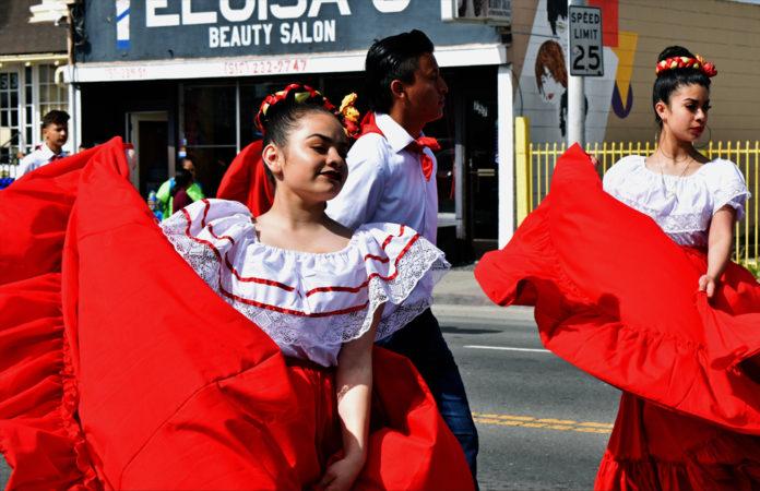 Video! 15th Annual Peace & Unity Cinco de Mayo Parade