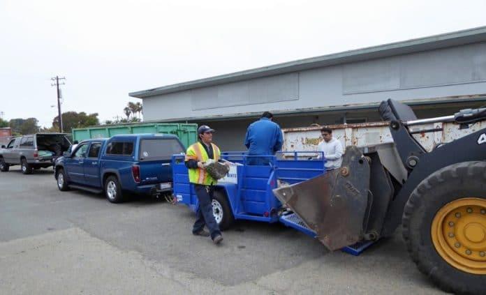 San Pablo sets date for next Dumpster Day
