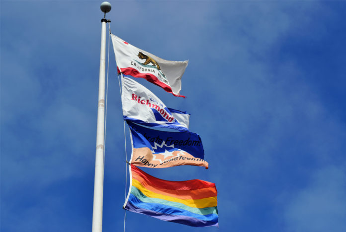 Pride, Juneteenth flags to be raised at Richmond City Hall