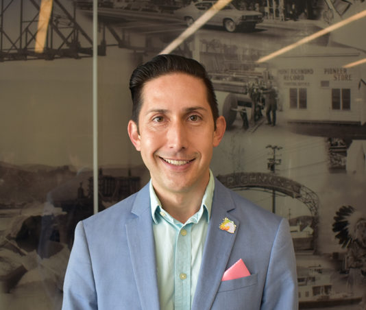 Cesar Zepeda appointed to West County Wastewater District board