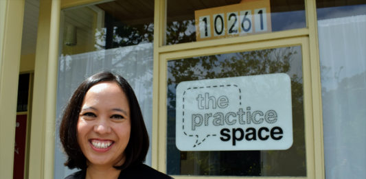 Discovering your voice at The Practice Space