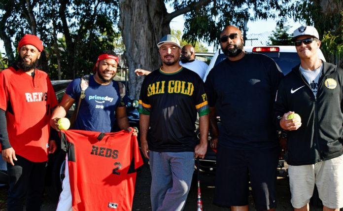 Richmond adult softball league promotes health and community