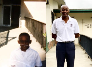 From student to principal at Richmond school