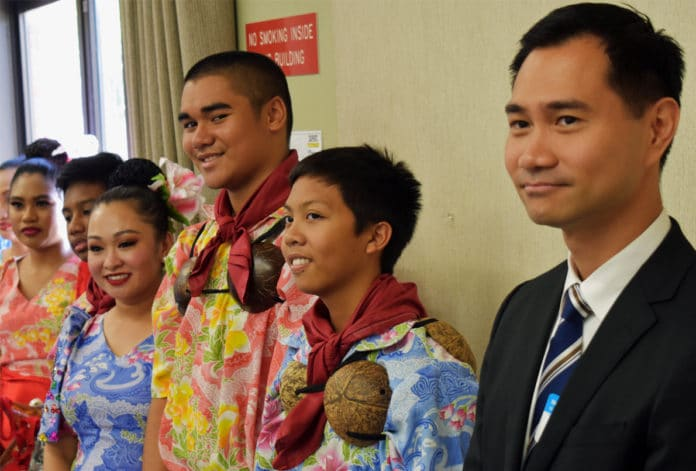 Filipino culture celebrated at Richmond Refinery