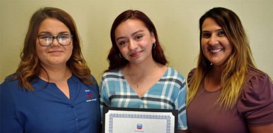 8 students earn Chevron SOMOS employee network scholarships