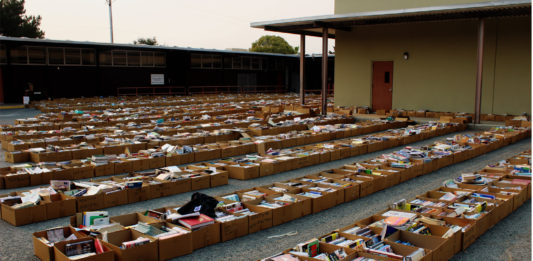 County Library's annual giveaway includes thousands of books
