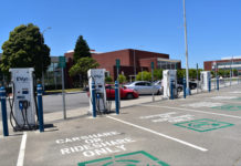 Richmond set to celebrate new EVgo fast-charging hubs