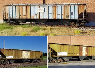Custom-painted model train cars stolen in Pt. Richmond auto burglary