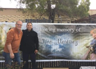Memorial banner to slain Richmond teen unveiled at Milo Foundation
