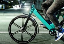 Where should electric bike hubs be located in Richmond?