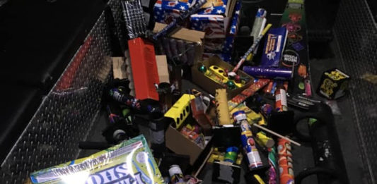Richmond police report 58 percent drop in fireworks-related calls