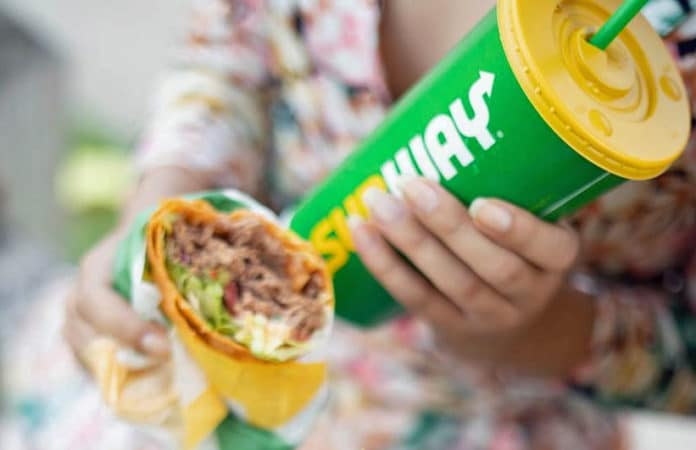 Dining at Subway in September will benefit your local food bank