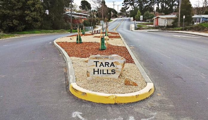 26 curb ramps being installed in Tara Hills