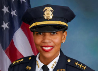 Richmond top cop reacts to George Floyd's death