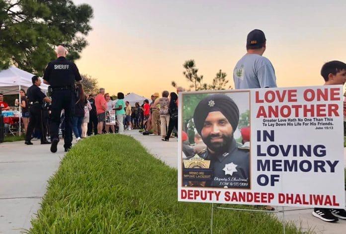 Vigil planned in El Sobrante in memory of slain Sikh deputy