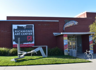 Richmond Art Center exhibit examines shipping containers as metaphors
