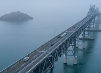 Richmond mayor sounds alarm on Marin plans for water line across bridge