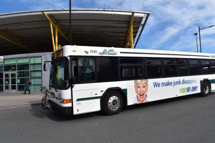 AC Transit providing free masks, hand sanitizer to riders