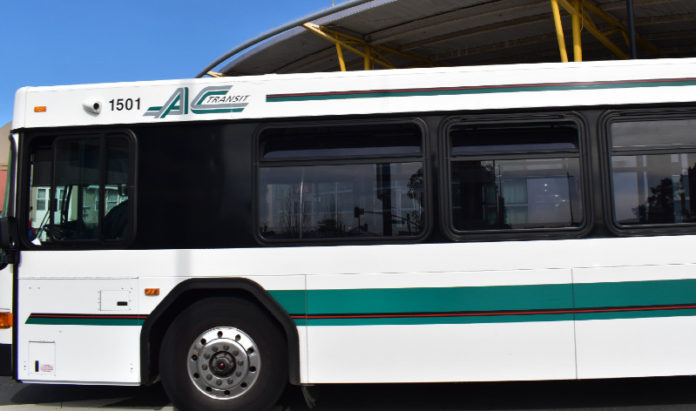 AC Transit reducing service due to COVID-19 pandemic
