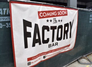Richmond's The Factory Bar postpones opening