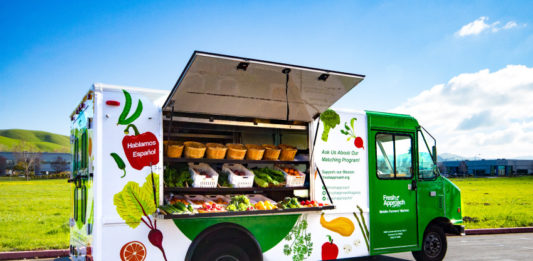 The Mobile Farmers' Market is returning to its post-winter routes in Richmond and San Pablo.