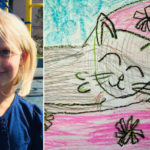 Richmond student's artwork featured in national children's magazine