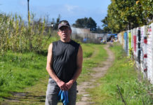 Richmond Greenway cleanup effort aims to address homeless problem