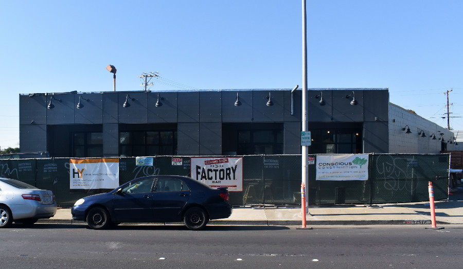 Richmond: The Factory Bar eyes grand opening in March