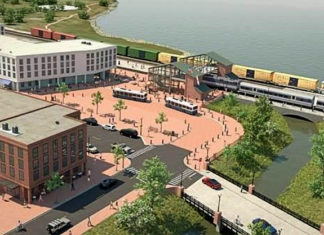Hercules named as candidate for Capitol Corridor station
