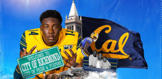 Kennedy High star TE Jermaine Terry commits to Cal