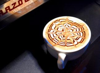 Loving lattes at Richmond's Catahoula Coffee