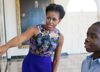 WCCUSD Board to consider naming Richmond school after Michelle Obama