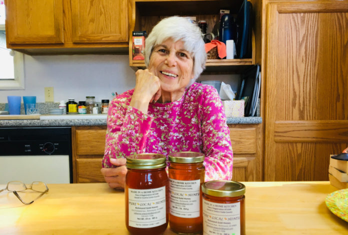 Richmond beekeeper harvests nature's gold
