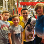 Richmond 'ninja gym' to host President's week, spring break camps