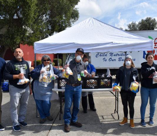 Richmond: WCCUSD keeping students fed during coronavirus closure