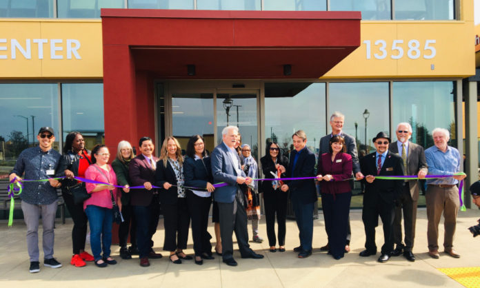 Ribbon cut at West County Behavioral Health Center in San Pablo