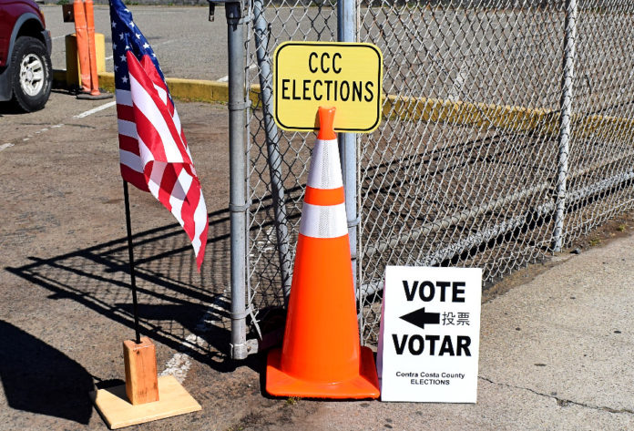 Contra Costa County election results