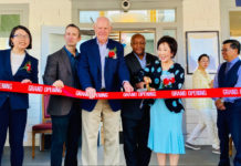 Richmond leaders celebrate grand opening for Lara's Fine Dining