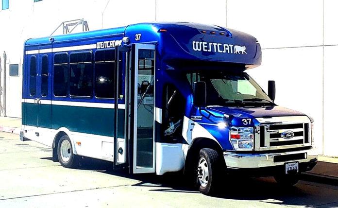 WestCAT Paratransit helping Meals on Wheels make deliveries