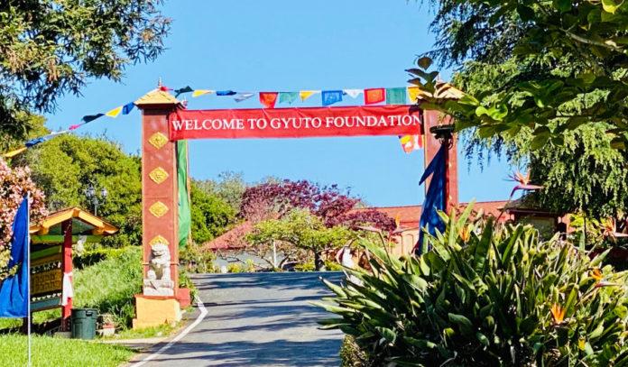 Richmond's Gyuto Foundation takes Monday night meditations virtual