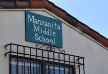 WCCUSD to hold meeting on fate of Manzanita Middle School Charter