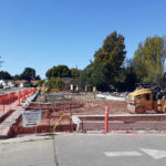 San Pablo parking lot construction deemed 'essential'