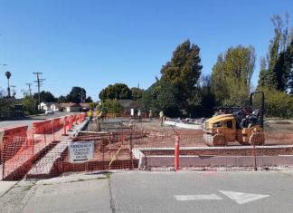 San Pablo parking lot construction deemed 'essential'