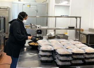 Bridge Commissary Kitchen extends free meal pickups through May