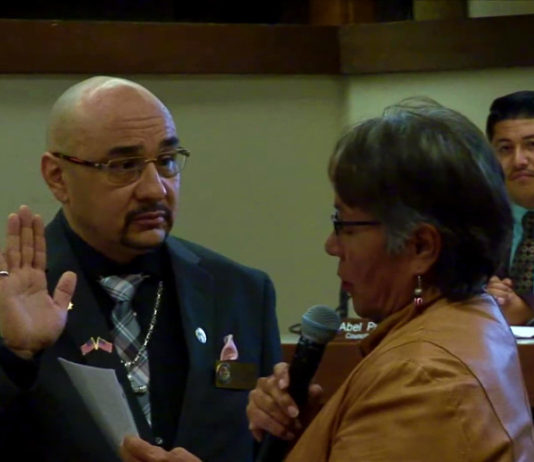 San Pablo's first Latino mayor inspired by immigrant grandfather's work ethic