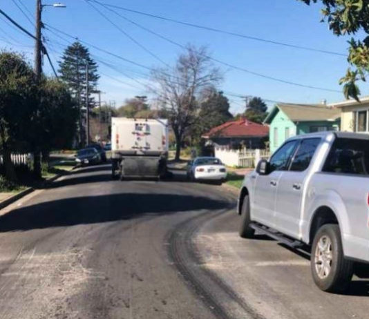 575 street sweeping signs proposed for Richmond neighborhoods