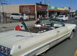 Lowriders to show support for Richmond High's Class of 2020