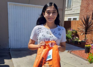 Family Giving Tree gives 200 'education relief kits' to San Pablo students
