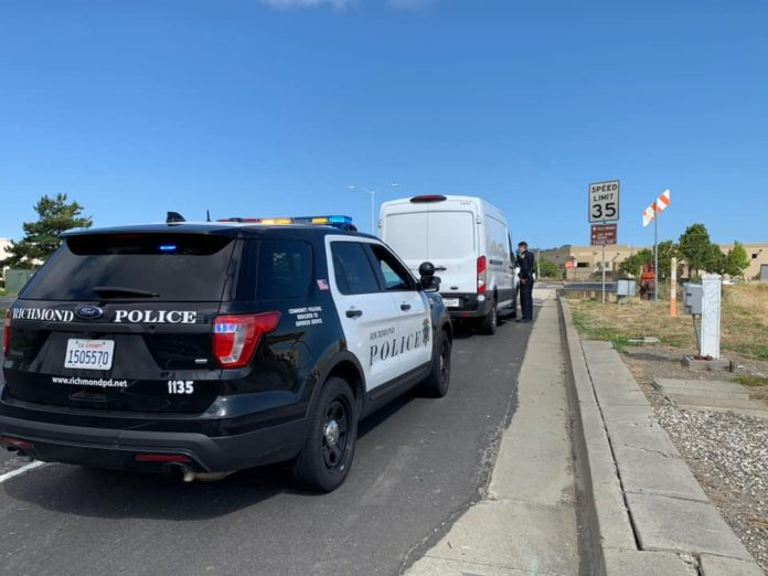 Over 30 cited in operation targeting speeders, distracted drivers in Richmond