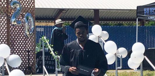 WCCUSD: 'Graduation in the COVID-19 era begins'